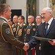 Президент вручил генеральские погоны высшему офицерскому составу