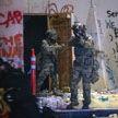 Протестующие в Портленде применили «коктейли Молотова» против полиции