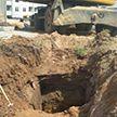 Рабочий погиб на стройке в Гродно, его засыпало землёй