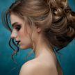 Причёска под вечернее платье: модные укладки под любой фасон