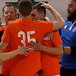 Продолжаются матчи в чемпионате Беларуси по мини-футболу