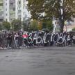 МВД: за прошедшие сутки по стране задержано свыше 350 человек