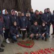 Представители студотрядов провели митинг-реквием в «Тростенце»