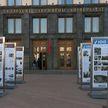 К 100-летию БГУ в главном корпусе открыли выставку истории вуза