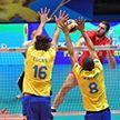 Бразилия и Сербия сотворили сенсации на чемпионате мира по волейболу