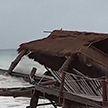 Шесть человек  погибли в результате мощного тропического шторма в Мексике