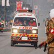 В Пакистане неизвестные напали на автобус и убили 14 пассажиров