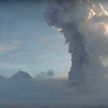 На Камчатке началось извержение вулкана (ВИДЕО)