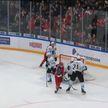КХЛ: хоккеисты минского «Динамо» проиграли московскому ЦСКА