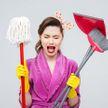 10 грубых ошибок в уборке, из-за которых в доме не становится чище