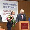 Чешские сенаторы согласились с необходимостью снять с президента полномочия
