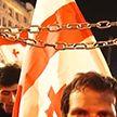 Сторонники Саакашвили вышли на улицы Тбилиси