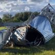 ПОСЛЕ ШКВАЛА. Разрушительной силы ветер в Гродненской области. Видео с места событий  в репортаже «Тревожной кнопки»
