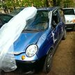 Пьяный минчанин устроил массовое ДТП на угнанном Daewoo Matiz