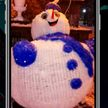 Брестчанин рассказал, зачем напал на снеговика в Полоцке! Смотрите сами