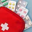 Что должно быть в «новогодней аптечке», рассказала врач