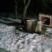 Спасатели в Каменецком районе достали из колодца упавшую туда женщину