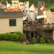 Серия разрушительных торнадо не оставляет в покое США: более сотни человек пострадали, есть погибшие