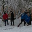 Субботники по уборке снега пройдут в Минске: подключиться может каждый!