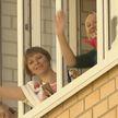 39 многодетных семей в Слуцке получили ключи от новых квартир