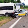 Смертельное ДТП произошло в Минском районе