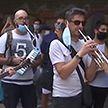 В Греции творческие работники вышли на протесты