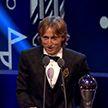 Лука Модрич стал лучшим игроком мира по версии FIFA