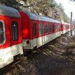 Пожар в пассажирском поезде в Болгарии, никто не пострадал
