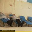 «Дышать полной грудью»: в Солигорском районе переболевшие COVID-19 проходят реабилитацию с помощью спелеолечения