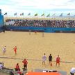 Сборная Беларуси по пляжному футболу сыграет в решающем матче суперфинала Евролиги