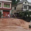 В Китае из-за проливных дождей и оползней объявлен красный уровень опасности