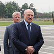 Лукашенко посетил 38-ю Брестскую отдельную гвардейскую десантно-штурмовую Венскую Краснознаменную бригаду