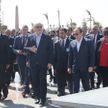 Александр Лукашенко и президент Египта посетили объекты Нового Каира