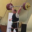 Чемпионат Беларуси по тяжелой атлетике завершился в олимпийском комплексе «Стайки»