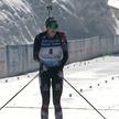 На чемпионате мира по биатлону завершился женский масс-старт