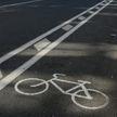 Первая в Минске велополоса появилась в районе Комаровки