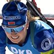 Алимбекова заняла четвертое место в спринтерской гонке Кубка мира по биатлону в Чехии
