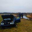 Двое человек погибли в упавшем в реку автомобиле