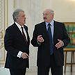Александр Лукашенко провёл встречу с Виктором Ющенко