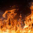 Сгорел пассажирский автобус в Гродно