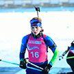 Юношеские Олимпийские игры: белорусская биатлонистка Юлия Ковалевская выиграла бронзу