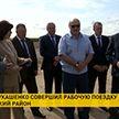 Лукашенко: Главное  – накормить свое население хорошим картофелем. Рабочая поездка Президента в Смолевичский район