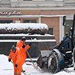 Коммунальные службы начали работу в зимнем режиме