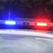 Пьяный водитель уходил от погони ГАИ в Полоцке (ВИДЕО)