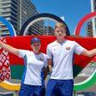 Олимпиада в Токио: Никита Цмыг и Анна Марусова выступят знаменосцами белорусской делегации на открытии