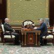 Лукашенко поблагодарил Федерацию профсоюзов за работу на выборах и выразил желание принять участие в масштабном съезде организации