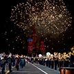 Международный военно-музыкальный фестиваль «Спасская башня» открылся в Москве