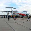Самолет с гуманитарным грузом из Пекина прибыл в Минск