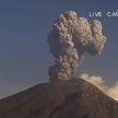 В Мексике проснулся один из самых опасных вулканов мира: он выбросил столб пепла на высоту более 3,5 километров