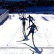 Норвежская биатлонистка Тириль Экхофф победила в гонке преследования четвертого этапа Кубка мира